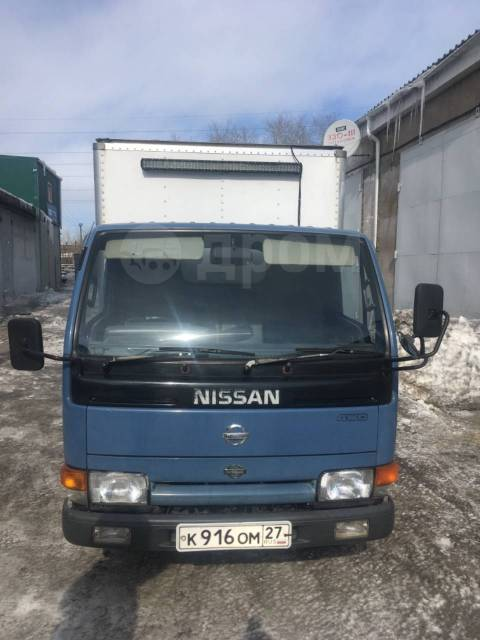 Nissan Atlas. Продам грузовик , 2 300куб. см., 1 500кг., 4x4