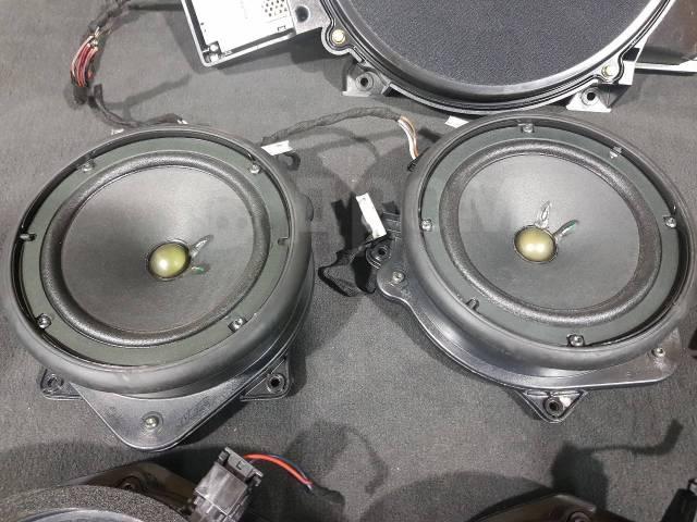 Комплект динамиков Bose Audi A8 D3 (MB Garage) - Автозапчасти в