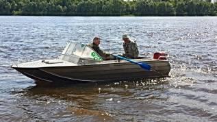 Лодка алюминиевая Тактика-470 от официального дилера в Новосибирске