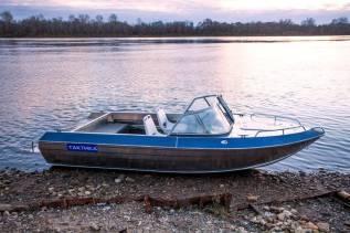 Лодка Тактика-490