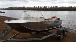 Лодка алюминиевая Тактика-370 Classic от офиц. дилера в Новосибирске