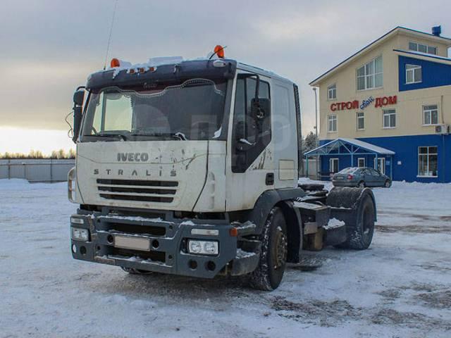 Iveco Stralis. Седельный тягач 4x2 2002 года, 10 000куб. см., 5 200кг., 4x2