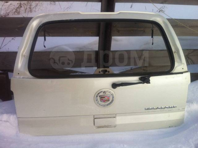 Дверь багажника. Cadillac Escalade, GMT806, GMT820, GMT830 Chevrolet Tahoe, GMT, 800