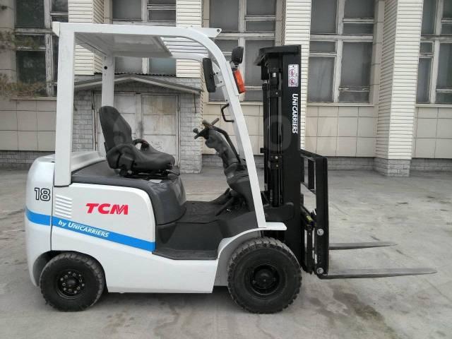 TCM. Продается бензиновый погрузчик ТСМ FHG18T3Z, грузоподъёмность-1800кг, 1 800кг., Бензиновый