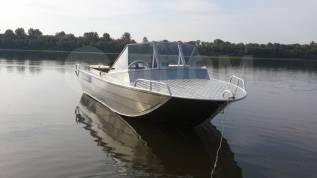 Лодка Тактика-420