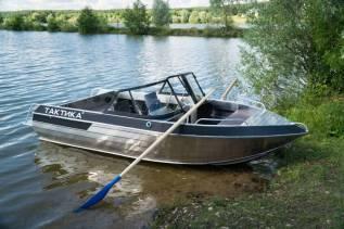 Лодка Тактика-430 DCM