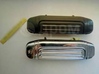 Ручка двери внешняя Mitsubishi Pajero 92-98 внешняя (Металл)