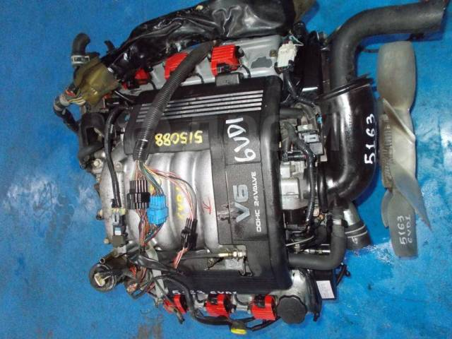 Двигатель Isuzu, 6VD1   Установка   Гарантия до 100 дней