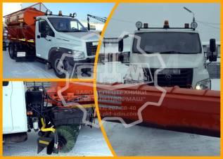 КДМ на базе ГАЗон Next C41R13, 2018