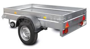 Прицеп МЗСА для всех типов мототехники и грузов