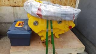 Быстросъем (квик-каплер) на экскаватор, гидравлический