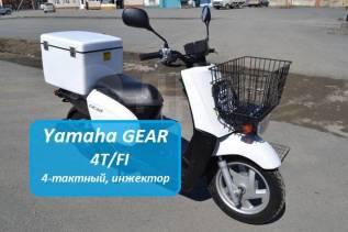 Yamaha Gear 4T/FI, 2013