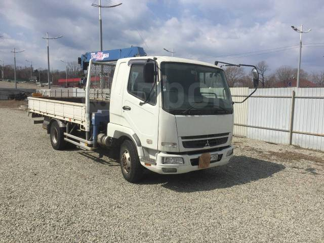 Mitsubishi Fuso Fighter. Грузовик, 7 550 куб. см., 4x4
