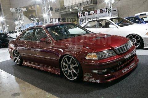 Бампер. Toyota Mark II, GX90, JZX90, JZX90E, JZX91, JZX91E, JZX93, LX90, LX90Y, SX90 1GFE, 1JZGE, 1JZGTE, 2JZGE, 2LTE, 4SFE