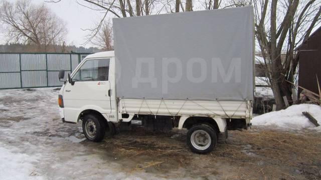 Mazda Bongo. Продается грузовик мазда бонго 4вд, 2 200куб. см., 1 000кг., 4x4