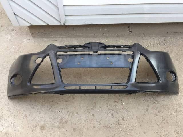 Бампер передний Форд Фокус 3 FD06300002000