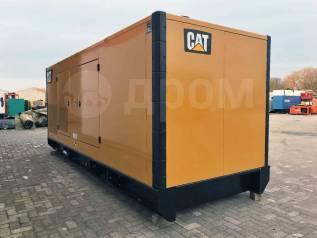 Дизельный генератор CAT C18, 715 кВА, новый, из Европы