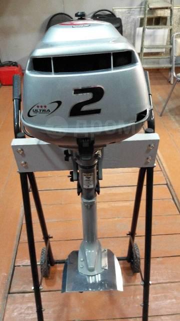 Honda. 2,00л.с., 2-тактный, бензиновый, нога S (381 мм), 2015 год