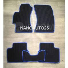 Модельные коврики Наноавто на Subaru Impreza (2007-2012). Левый руль