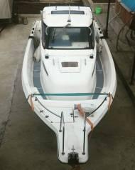 Продам катер Tohatsu TF235
