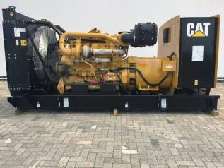 Дизельный генератор CAT 3412, 900 кВА, новый, из Европы