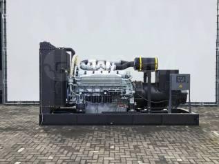 Дизельный генератор Mitsubishi 825M, 750 kVA, 0 м/ч, из Европы