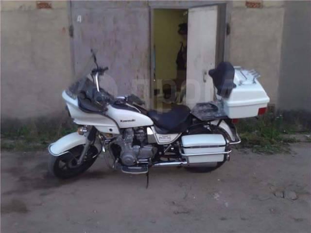 Продам Kawasaki kz1000 Police 24 - Kawasaki kz 1000 Police p24, 2005