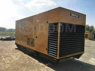 Дизельный генератор CAT 3412, 750 кВА, из Европы