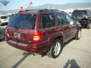 Дверь задняя правая Jeep Grand Cherokee