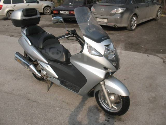 Honda Silver Wing. 600куб. см., исправен, птс, с пробегом