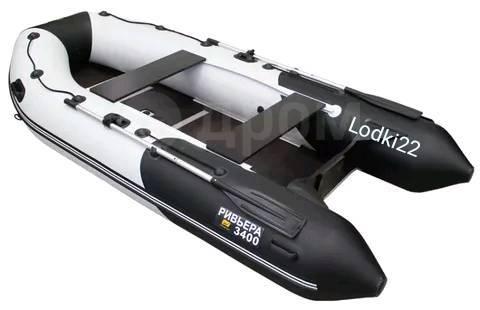 Мастер лодок Ривьера 3400 СК. 2018 год, длина 3,40м., двигатель подвесной, 20,00л.с.