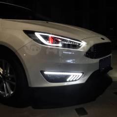 Фары (Тюнинг Комплект) Ford Focus (Mk3) 2015 - 2017 .