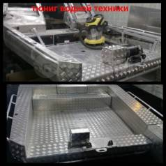Аргон-сервис ремонт катеров любой сложности, грибных винтов, транцев.