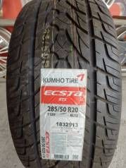 Kumho Ecsta STX KL12. Летние, без износа, 4 шт