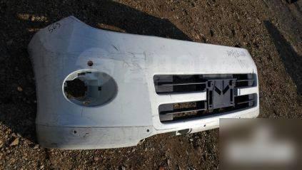 Бампер. Nissan Elgrand, E51, ME51, MNE51, NE51 VQ25DE, VQ35DE
