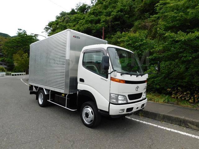 Toyota Dyna. Мостовой Фургон! , 4 600куб. см., 3 000кг., 4x4. Под заказ