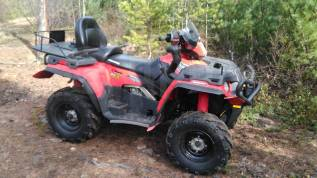 Polaris Sportsman Touring 500 H.O., 2012