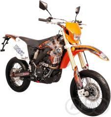 ABM X-moto ZR250, 2018
