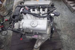 Двигатель Volkswagen Touareg BHK BHL 3.6L