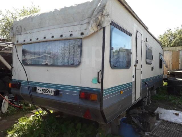 Adria. Прицеп-дача 740