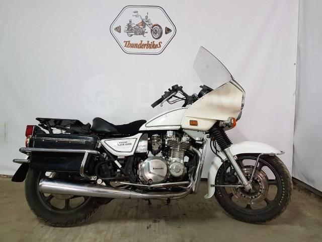 Продам мотоцикл Kawasaki KZ1000 American Police Edition - Kawasaki
