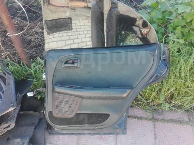 Дверь боковая. Toyota Chaser, GX90