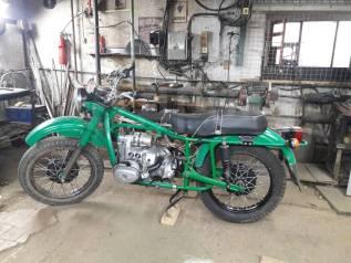 Продам запчасти на мотоцикл Урал