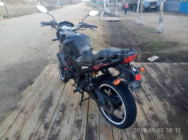 Racer Nitro RC200-CK. 200куб. см., исправен, без птс, с пробегом
