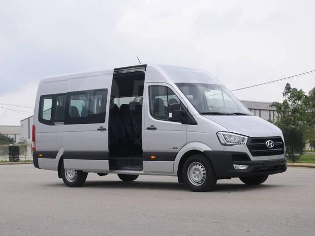 Hyundai H350. микроавтобус Хендэ цельнометаллический, 12 мест, В кредит, лизинг. Под заказ