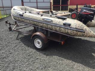 Продам лодку ПВХ «Гладиатор» 420