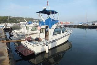 Аренда уютного катера для рыбалки, отдыха, морских прогулок.
