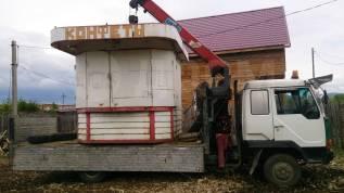 Услуги Эвакуатора Бортовой грузовик с манипулятором от 300 р
