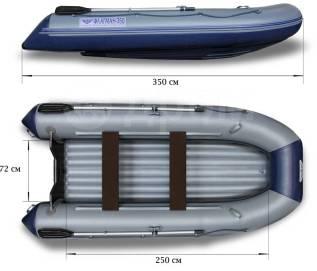 Лодка Флагман 350 L НДНД в г. Барнаул