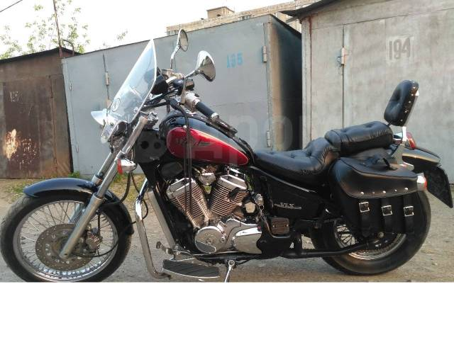 Honda Steed 400VLX. 399 куб. см., исправен, птс, с пробегом